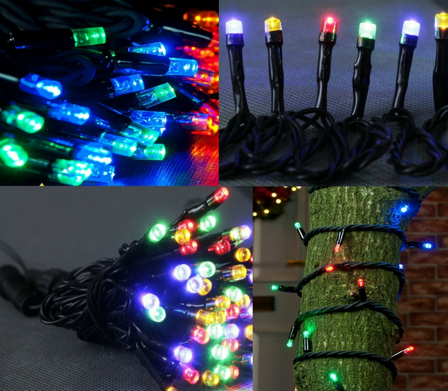 20m RGB LED String light (Christmas Tree Fairy Light etc)